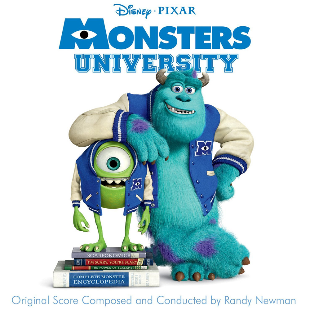 Monsters University Soundtrack | Pixar Wiki | FANDOM ...