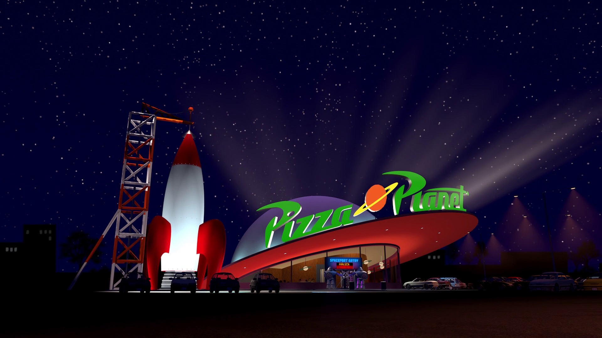 Pizza planet pixar wiki fandom powered by wikia pizza planet voltagebd Image collections