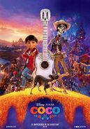 Coco NL Poster