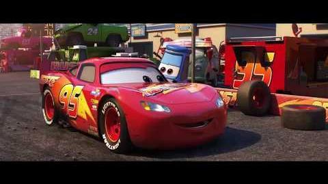 DisneyPixar's Cars 3 Subway Commercial