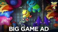 Toy Story 4 - Big Game Ad