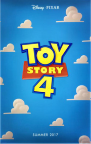 Toy Story 4 Poster 1