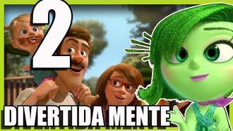 Divertida mente 2 trailer ? Netflix ? Vai ter Inside Out 2 Official Lançamento Movie