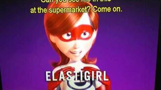 Elastigirl Voice Dub Part 1