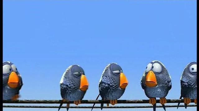 Disney Pixar - For the Birds-0