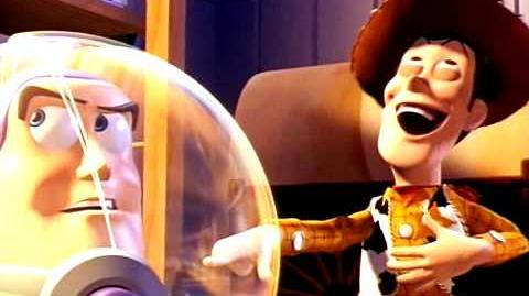 Toy Story - Official Trailer 1 1995