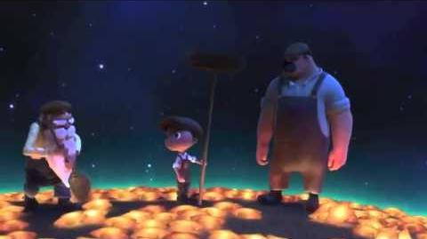 The Moon La Luna) HD Corto de Disney Pixar