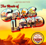 The Music of Cars Land