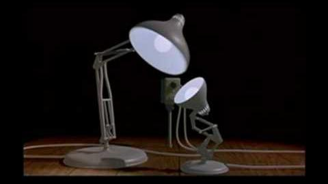 Pixar Luxo Jr. original 1986 short film (HQ)