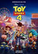 Toy Story 4 - Novo Pôster