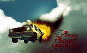 Грузовик- Pizza Planet