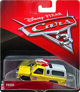 Todd variant cars 3 single