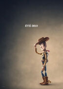 Woody Pride (affiche Toy Story 4)