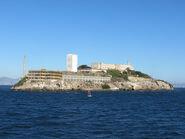 Alcatraz from the Tiburon to San Francisco ferry