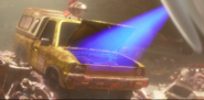 Pizza Car Wall-e