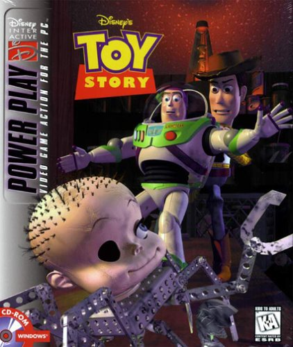 World Of Buzz: Toy Story: The Video Game