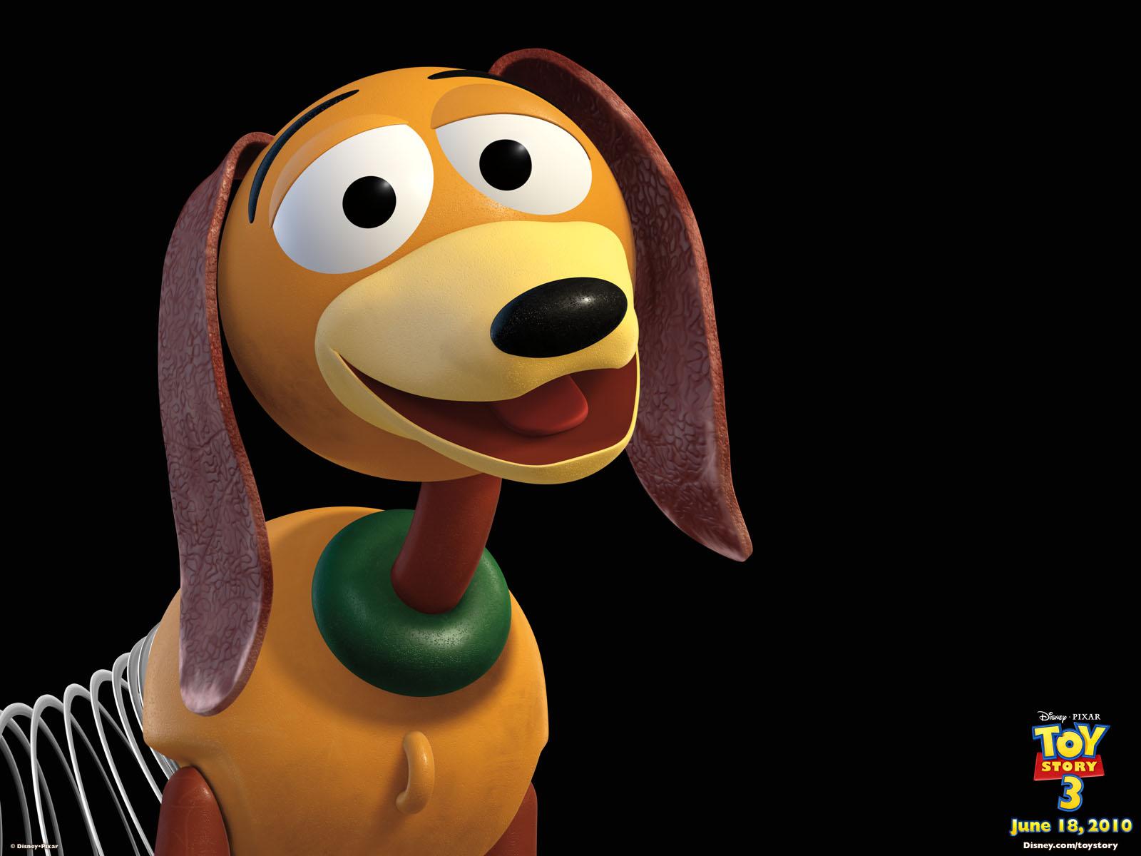 Imagen slinky toy story 3 pixar wiki for Toy story 5 portada