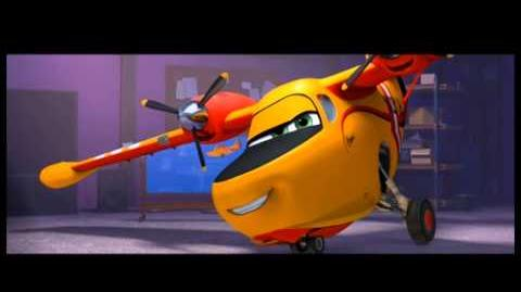 Disney's Planes Fire & Rescue Smoking hot review (In Cinemas 4 September 2014)