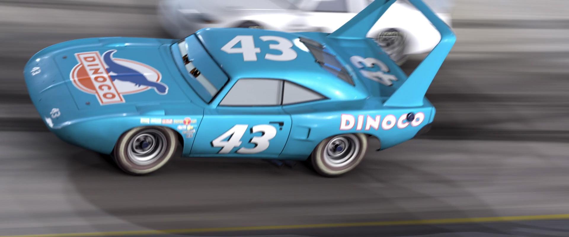 Uncategorized Cars The King image the king side view jpg pixar wiki fandom powered by wikia jpg