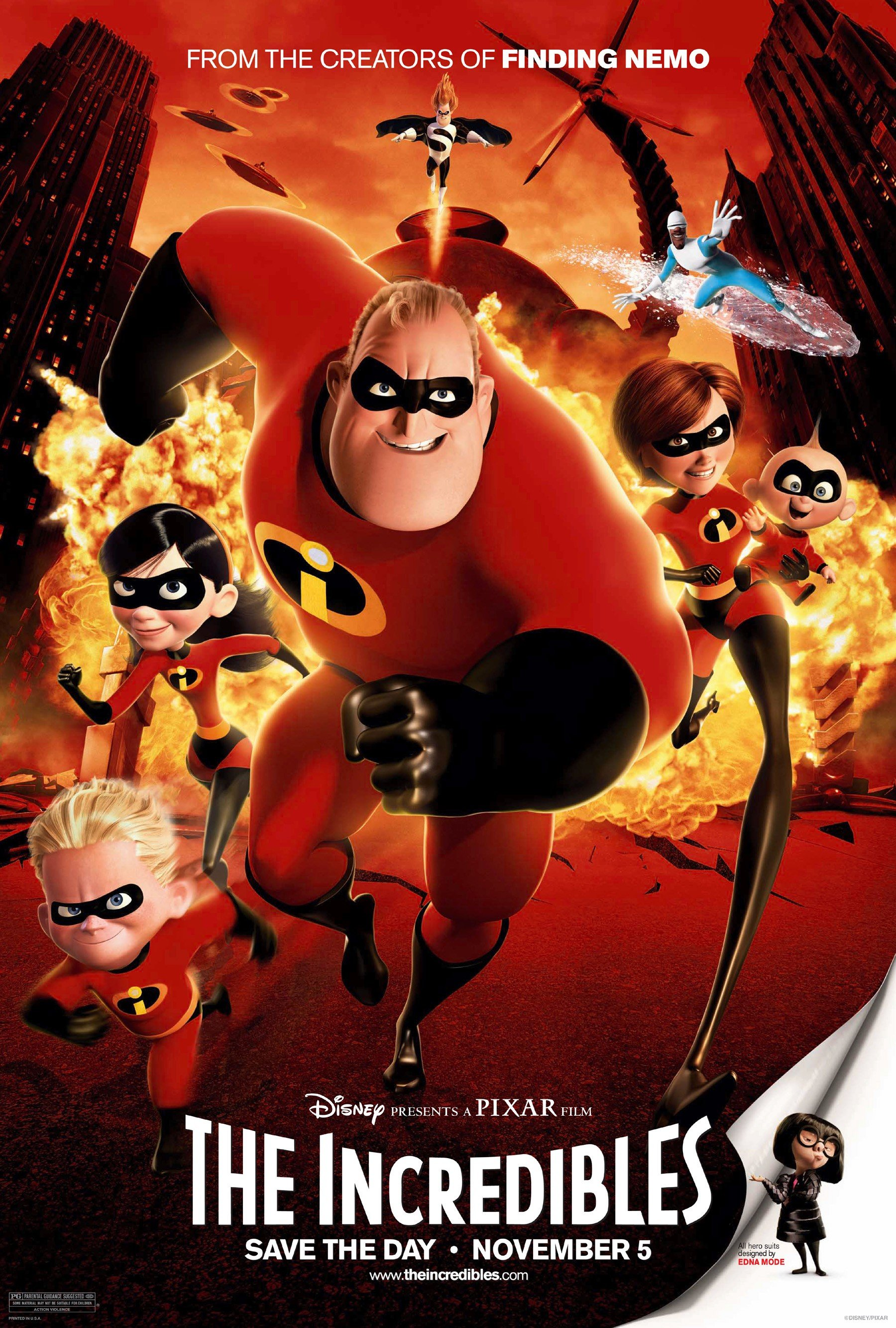 The Incredibles | Pixar Wiki | FANDOM powered by Wikia