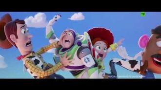 Toy Story 4 de Disney•Pixar - Teaser Tráiler Oficial - Nubes en V.O.S.E. - HD