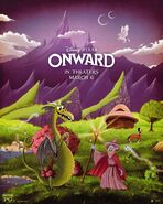 Onward Past Poster