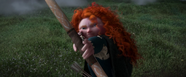 Merida aiming bow&arrow