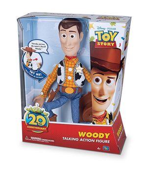 64071 toy story sheriff woody 20th anniversary