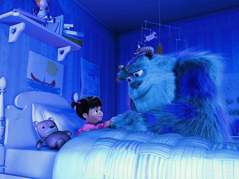 Boo Pixar Wiki Fandom Powered By Wikia