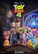Toy Story 4 - Novo Pôster Nacional