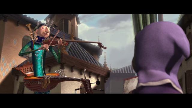 Pixar - One Man Band