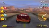 Кадр из версии игры на PSP