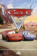 Cars2 teaserposter