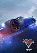 Cars 3 Character Posters 03