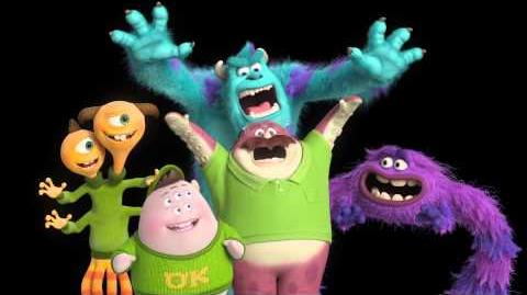 Monsters University - Laboratorio di urla- SQUADRADISULLEY HD