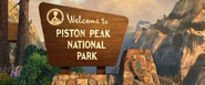PistonPeakWelcomeSign