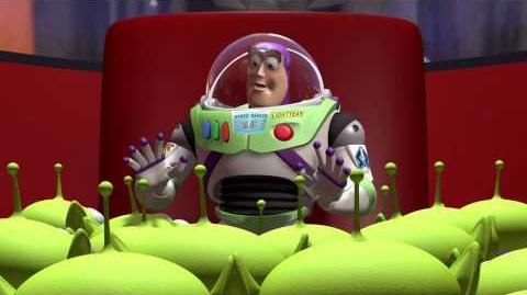 """Toy Story 1 & 2 in 3D - """"The Aliens"""" EXTENDED ENGAGEMENT, IN THEATERS THROUGH OCTOBER"""