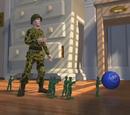 Green Army Man Chants