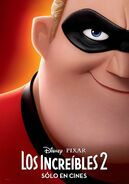 Incredibles 2 Spanish Poster 05
