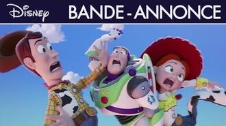 Toy Story 4 - Première bande-annonce I Disney