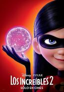 Incredibles 2 Spanish Poster 08