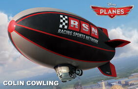 Planes colincowling rollout final