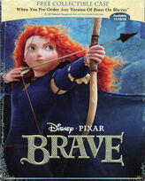 Brave home video Best Buy exclusive tin case