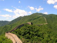 Great Wall of China July 2006