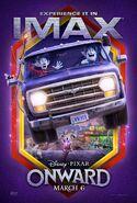 Onward IMAX Poster