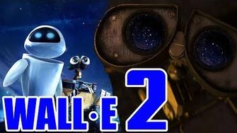 WALL E 2 trailer ? 2019 (Noticias) New Movie 2020 Official wall 2