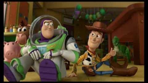 Aflac Disney Pixar Toy Story 3 - StitchKingdom.com