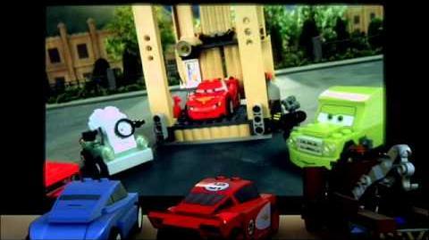 Lego 2D & 3D - Cars Cinema Advert