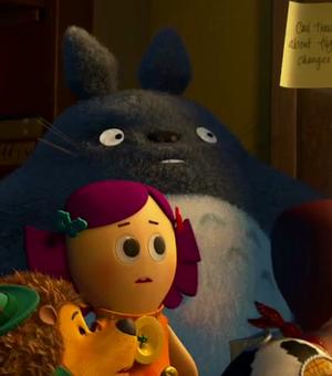 Totoro   Pixar Wiki   FANDOM powered by Wikia
