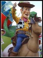 Woody bullseyedparkparade